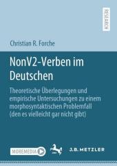 NonV2-Verben im Deutschen