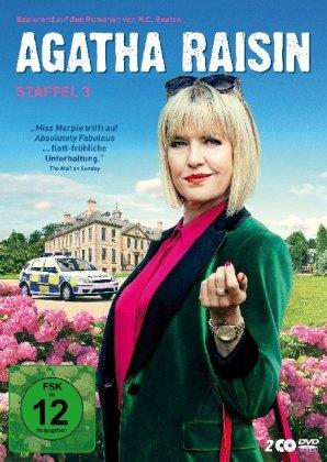 Agatha Raisin, 2 DVD