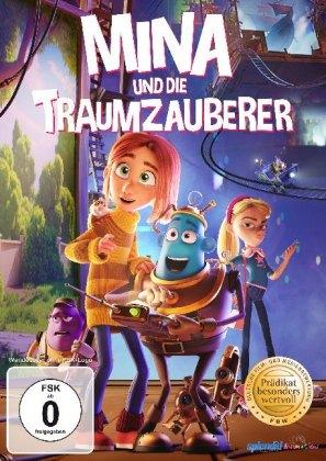 Mina und die Traumzauberer, 1 DVD