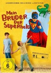 Mein Bruder, der Superheld, 1 DVD