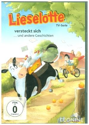Lieselotte versteckt sich, 1 DVD