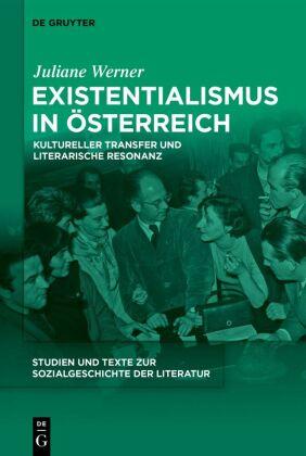Werner, Juliane: Existentialismus in österreich