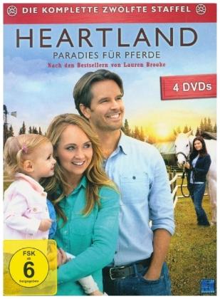 Heartland - Paradies für Pferde, 4 DVD