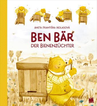 Ben Bär, der Bienenzüchter, Volume 3