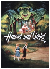 Hänsel und Gretel, 1 Blu-ray + 1 DVD (Limited Colletor's Mediabook)