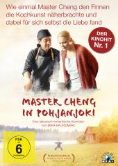 Master Cheng in Pohjanjoki, 1 DVD Cover