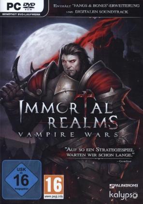 Immortal Realms, Vampire Wars