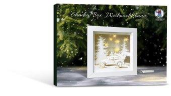 """URSUS Shadow Box """"Weihnachtsbaum"""""""