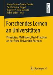 Forschendes Lernen an Universitäten