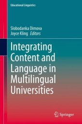 Integrating Content and Language in Multilingual Universities