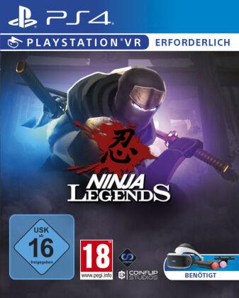 Ninja Legends