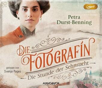 Die Fotografin - Die Stunde der Sehnsucht, 2 Audio-CD,
