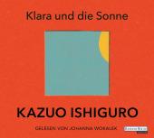 Klara und die Sonne, 9 Audio-CD Cover