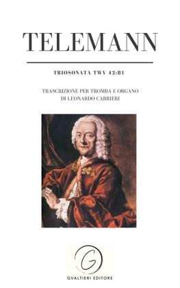 Telemann - Trio Sonata TWV 42:B1