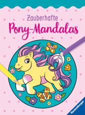 Zauberhafte Pony-Mandalas