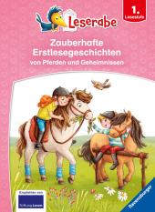 Leserabe - Sonderausgaben: Zauberhafte Erstlesegeschichten von Pferden und Geheimnissen