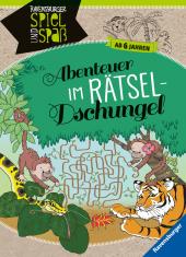 Abenteuer im Rätsel-Dschungel