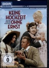 Keine Hochzeit ohne Ernst, 1 DVD