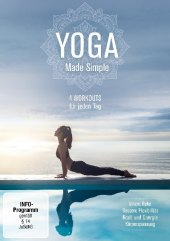Yoga Made Simple - 4 Workouts für jeden Tag, 1 DVD