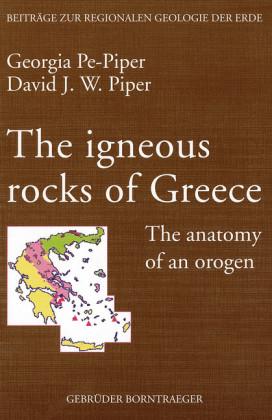 The igneous rocks of Greece