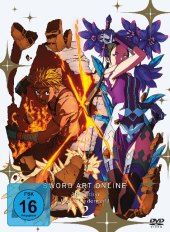 Sword Art Online: Alicization - War of Underworld, 2 DVD