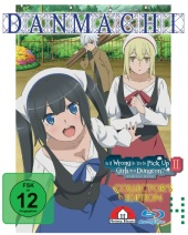 DanMachi - Is It Wrong to Try to Pick Up Girls in a Dungeon?, 1 Blu-ray (Limited Collector's Edition)