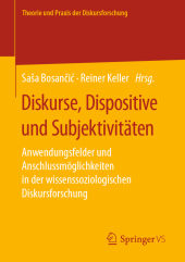 Diskurse, Dispositive und Subjektivitäten