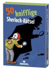50 knifflige Sherlock-Rätsel (Spiel)