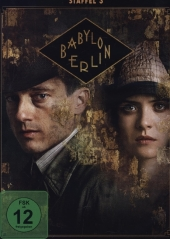 Babylon Berlin Cover