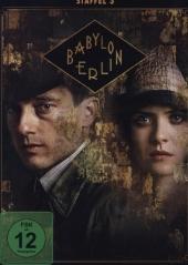 Babylon Berlin, 4 DVD Cover