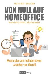 Virtuelle Teams und Homeoffice