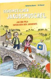 Geheimzeichen Jakobsmuschel Cover