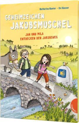 Geheimzeichen Jakobsmuschel. Jan und Mila entdecken den Jakobsweg