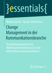 Change Management in der Kommunikationsbranche