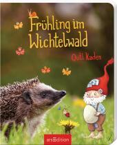 Frühling im Wichtelwald Cover