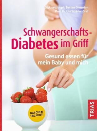 Schwangerschafts-Diabetes im Griff; .