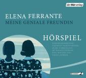 Meine geniale Freundin - Das Hörspiel Cover