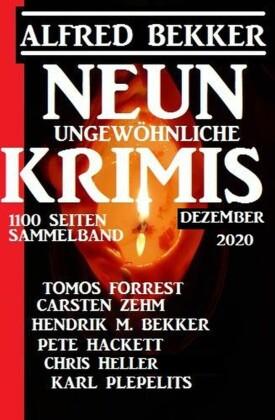Neun ungewöhnliche Krimis Dezember 2020