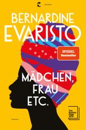 Mädchen, Frau etc. - Booker Prize 2019 Cover