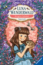 Luna Wunderwald, Band 8: Ein Igel im Tiefschlaf Cover