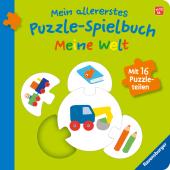 Mein allererstes Puzzle-Spielbuch: Meine Welt