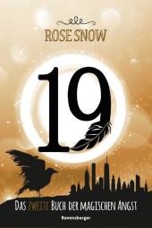 19 - Das zweite Buch der magischen Angst Cover