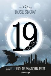19 - Das erste Buch der magischen Angst Cover