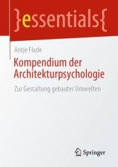 Kompendium der Architekturpsychologie