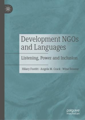 Development NGOs and Languages