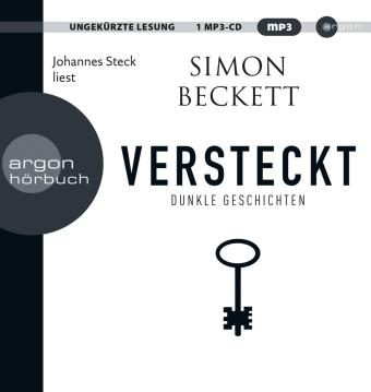 Versteckt, 1 Audio-CD, MP3