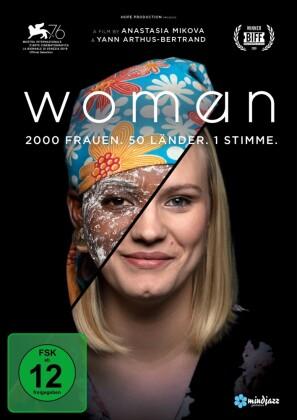 Woman, 1 DVD