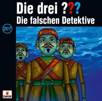 Die drei ??? - Die falschen Detektive, 1 Audio-CD