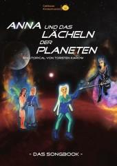 Songbook: Anna und das Lächeln der Planeten