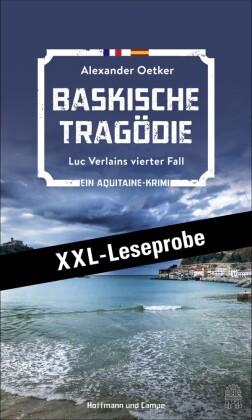 XXL-LESEPROBE Baskische Tragödie